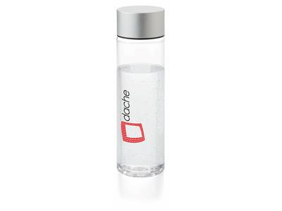 "Бутылка ""Fox"", объем 900 мл, белый прозрачный"