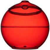 """Емкость для питья """"Fiesta"""" с соломкой, объем 580 мл, красный"""
