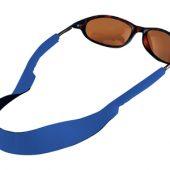 Шнурок для солнцезащитных очков «Tropics», ярко-синий/черный