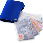 """Бумажник """"Valencia"""", ярко-синий, арт. 001647603"""