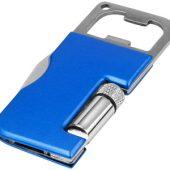 "Нож карманный ""Pinto"" 3в1, синий, арт. 001166103"