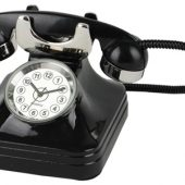 Часы в виде ретро-телефона, арт. 000638903