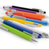 """Ручка шариковая """"Athens"""", белый, черные чернила"""