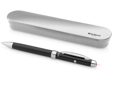 """Ручка """"Tulle"""" 3 в 1 от Balmain, черные чернила, арт. 000835603"""