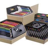Набор для рисования: 12 фломастеров, 12 карандашей,, арт. 000809503