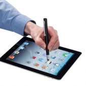 "Ручка-стилус шариковая ""Naju"" с флеш-картой USB 2.0 на 4 Гб. ( 4Gb ), арт. 001177903"
