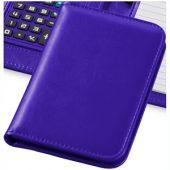 """Блокнот А6 """"Smarti"""" с калькулятором, пурпурный, арт. 001380703"""