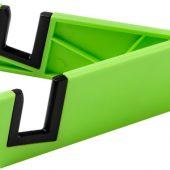 """Подставка для мобильного телефона """"Slim"""", зеленый, арт. 001191003"""