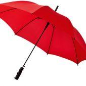"""Зонт трость """"Porter"""", полуавтомат 23″, красный, арт. 000793803"""