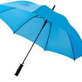 """Зонт трость """"Porter"""", полуавтомат 23″, голубой, арт. 000794003"""