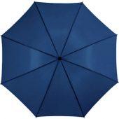 Зонт трость для гольфа, механический 30″, темно-синий