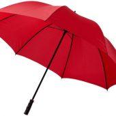 Зонт трость для гольфа, механический 30″, красный