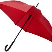 """Зонт трость """"Sabino"""", полуавтомат 23,5″, красный, арт. 001196003"""