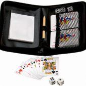 Набор для игры в карты: 2 колоды карт, 5 игральных к, арт. 000808403