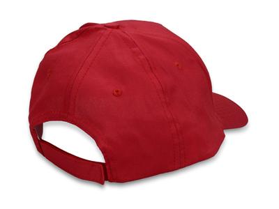 Бейсболка «Memphis» 5-ти панельная, красный