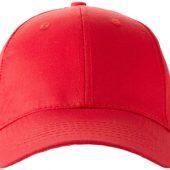 """Бейсболка """"Detroit"""" 6-ти панельная, красный, арт. 000047903"""