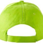"""Бейсболка """"Detroit"""" 6-ти панельная, зеленое яблоко, арт. 000048403"""