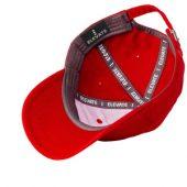 """Бейсболка """"Verve"""" 6-ти панельная, красный, арт. 001860503"""