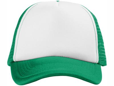 Бейсболка, зеленый