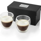 Набор для эспрессо: 2 чашки на 80 мл, арт. 000733803