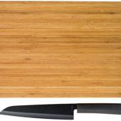 Разделочная доска и нож Element, арт. 001409803