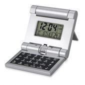 Калькулятор с «мировым временем», датой, календарем, будильником, таймером, арт. 000076803