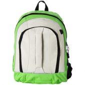 """Рюкзак """"Arizona"""" c ручкой и выходом для наушников, зеленый/белый, арт. 000843703"""