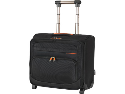 """Сумка """"Orange Line"""" на колесиках с отделением для ноутбука, арт. 000850503"""