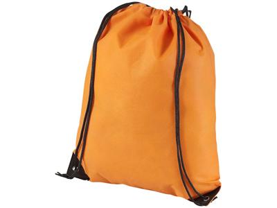 """Рюкзак-мешок """"Evergreen"""", оранжевый"""