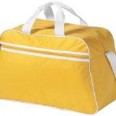 """Сумка спортивная """"San Jose"""", желтый, арт. 000757903"""