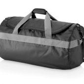 Большая дорожная сумка «North Sea», черный