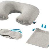 "Набор для путешествия ""Miami""  (""Jersey""): подушка, повязка для глаз, беруши, арт. 001208703"