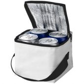 "Сумка-холодильник ""Tromso"" на 4 банки, белый, арт. 001214603"