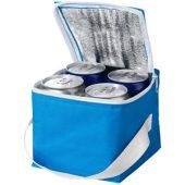 "Сумка-холодильник ""Tromso"" на 4 банки, аква, арт. 001214703"