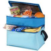 """Сумка-холодильник """"Trias"""" с двумя отделениями, синий, арт. 001215803"""