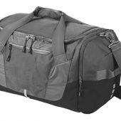 Дорожная сумка-рюкзак «Revelstoke», черный