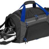 """Спортивная сумка """"Milton"""", черный, арт. 001634903"""