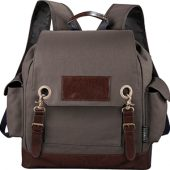 Рюкзак, коричнево-серый, арт. 001634403
