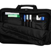 """Рюкзак """"Wichita"""" для ноутбука 15,4″, черный, арт. 001670903"""