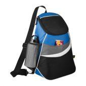 Сумка-холодильник через плечо на 12 банок, синий/черный, арт. 001663603