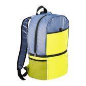 """Рюкзак-холодильник """"Sea Isle"""", лайм/голубой, арт. 001674003"""