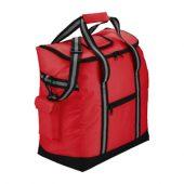 """Сумка-холодильник """"Beach Side Deluxe"""", красный/черный, арт. 001677003"""