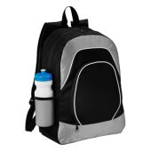 "Рюкзак для планшета ""Branson"", черный/серый, арт. 001673403"