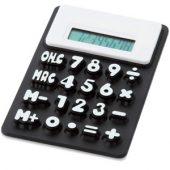 """Гибкий калькулятор """"Splitz"""", черный"""