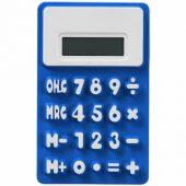 """Гибкий калькулятор """"Splitz"""", синий, арт. 000732403"""