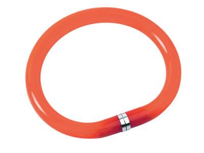 Ручка шариковая-браслет «Арт-Хаус» красная