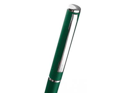 Ручка шариковая «Наварра» зеленая