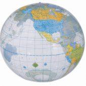 """Мяч надувной пляжный """"Globe"""" (""""Глобус""""), арт. 000804603"""