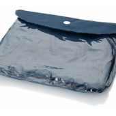 Дождевик с регулируемыми рукавами, темно-синий, арт. 000786003