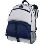 "Рюкзак""Utah"", темно-синий/белый, арт. 000842703"